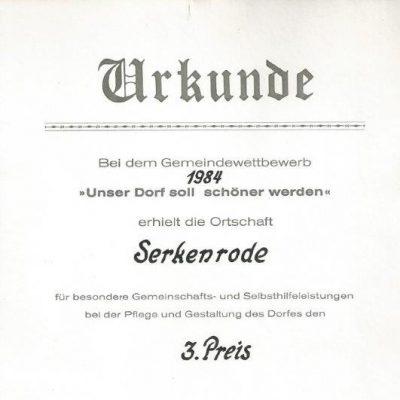 1984 Gemeinde