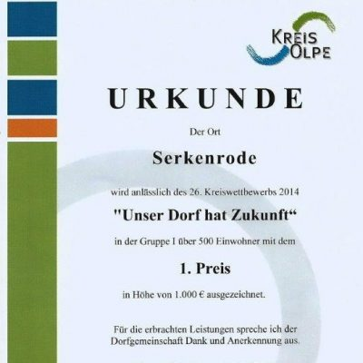 2014 Kreis